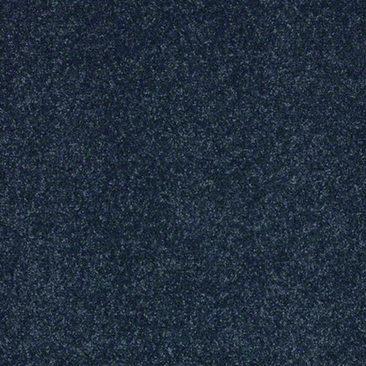 Shaw Secret Escape II 15 E0051 Blue Macaw Clear Touch Carpet