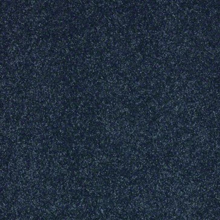 Shaw Secret Escape II 12 E0050 Blue Macaw Clear Touch Carpet