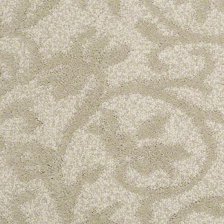 Simple Life NA101 Shaw Ivory Satin Lifeguard Carpet