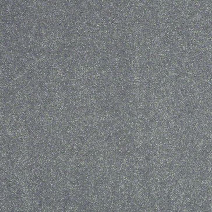 Shaw Secret Escape II 12 E0050 Silver Dollar Clear Touch Carpet