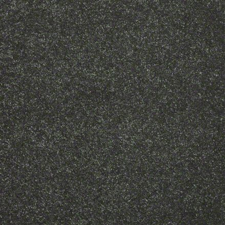 Shaw Secret Escape III 12 E0052 Molten Steel Clear Touch Carpet