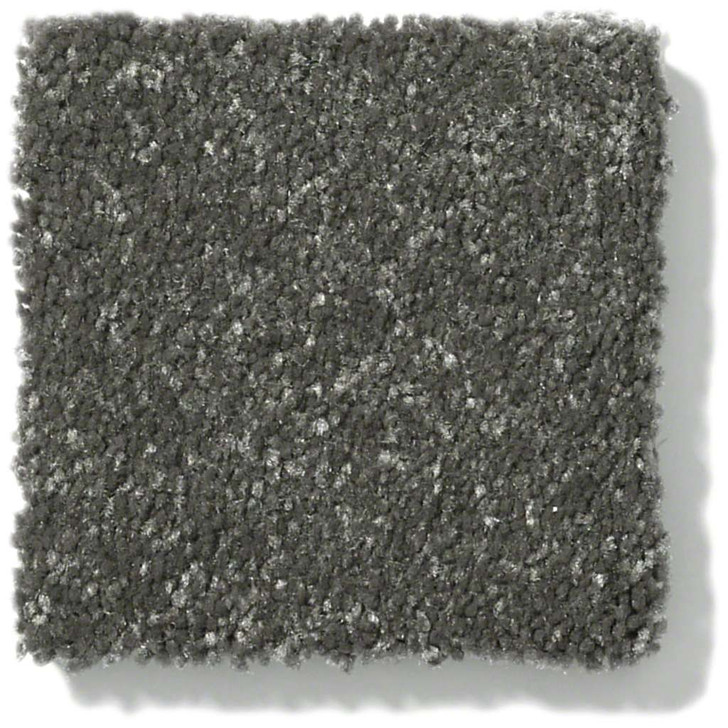 Shaw Secret Escape II 15 E0051 Molten Steel Clear Touch Carpet