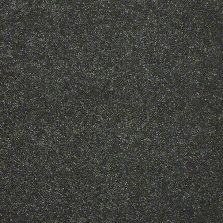 Shaw Secret Escape II 12 E0050 Molten Steel Clear Touch Carpet