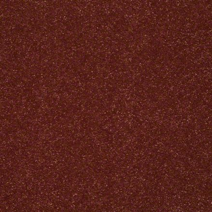 Shaw Secret Escape II 15 E0049 Spiced Coral Clear Touch Carpet