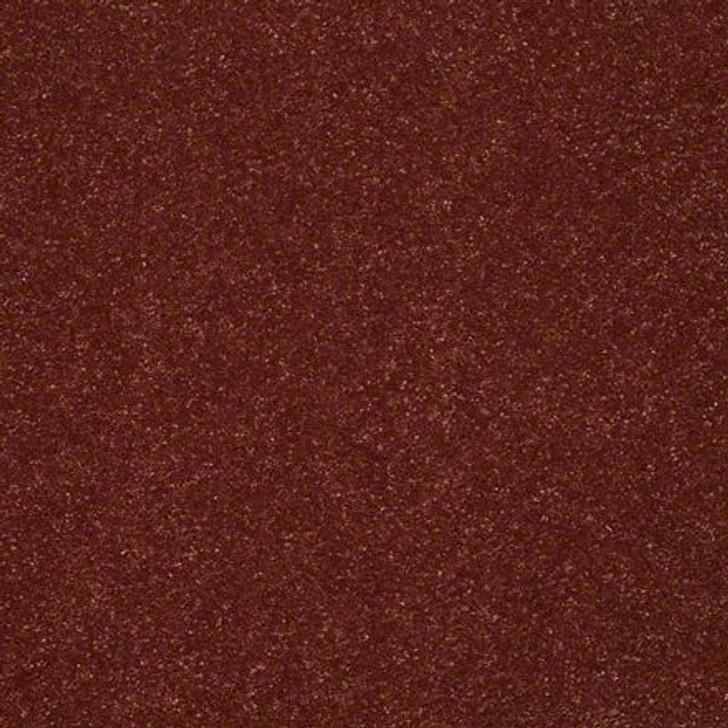 Shaw Secret Escape III 15 E0053 Spiced Coral Clear Touch Carpet