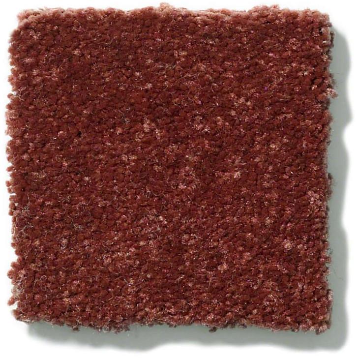 Shaw Secret Escape II 12 E0050 Spiced Coral Clear Touch Carpet