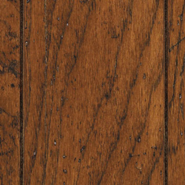 "Chesapeake Hickory CP05 Mannington Cherry Spice 5"" Hardwood Plank"