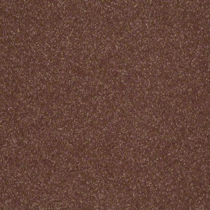 Shaw Secret Escape II 12 E0050 Baked Pretzel Clear Touch Carpet