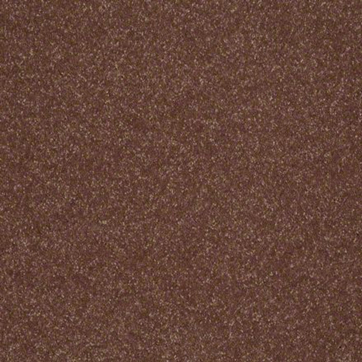 Shaw Secret Escape II 12 E0050 Baked Pretzel Clear Touch Carpet