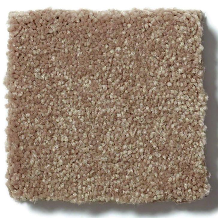 Shaw Secret Escape III 12 E0052 Wheat Bread Clear Touch Carpet