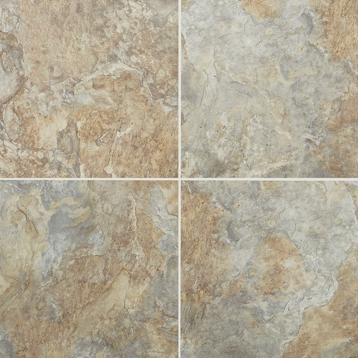"Mannington Adura Flex Rushmore 18""x18"" Luxury Vinyl Tile"