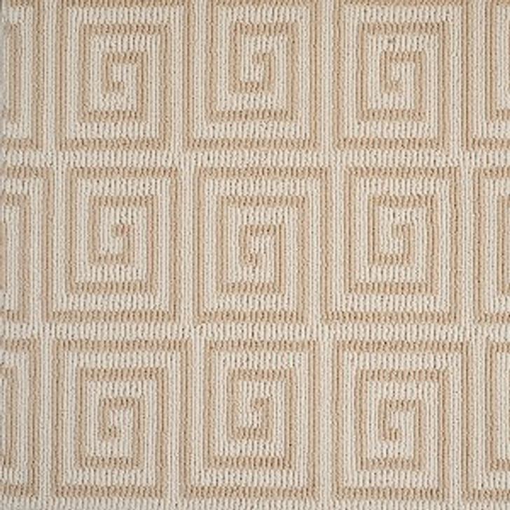 Atelier Icon Pioneer Key Stanton Sandstone Stainmaster Tufted Carpet