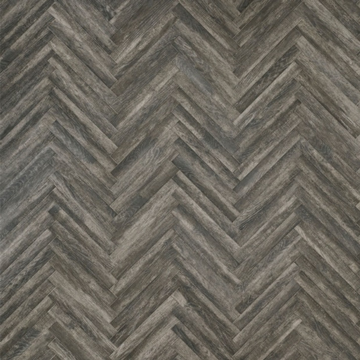 "Mannington Handcrafted Carriage Oak Herringbone 5"" Engineered Hardwood"