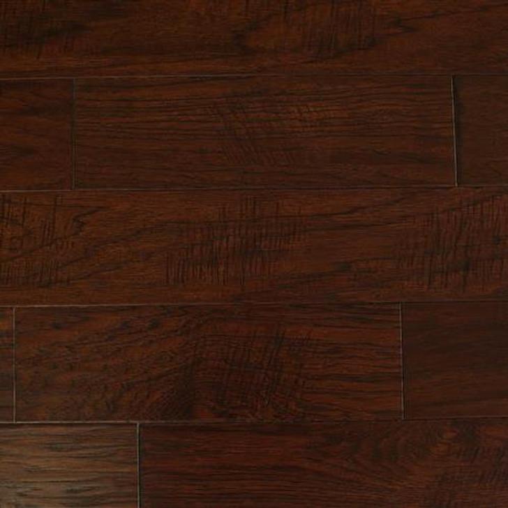 "Peachwood Warm Earth Hickory 3/8"" x 5"" Hardwood Plank $3.14 SF"