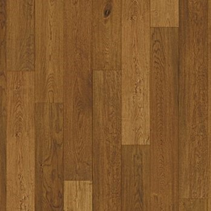 "In Stock Special Meridian Engineered 7 1/2""Oak & Hickory Plank - 1537"
