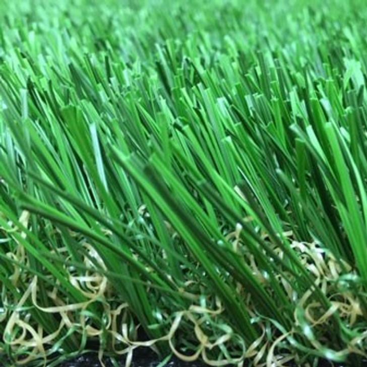 Classic 55 Field/Lime Engineered Landscape Turf Carpet