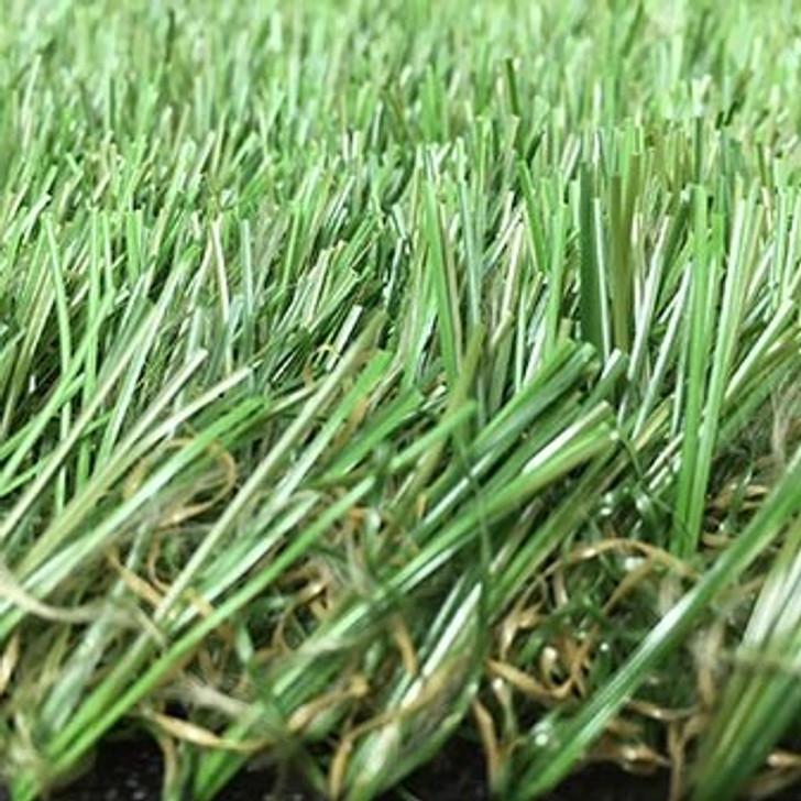 ET50 Tri-Color Field/Olive/Lime Engineered Landscape Turf Carpet