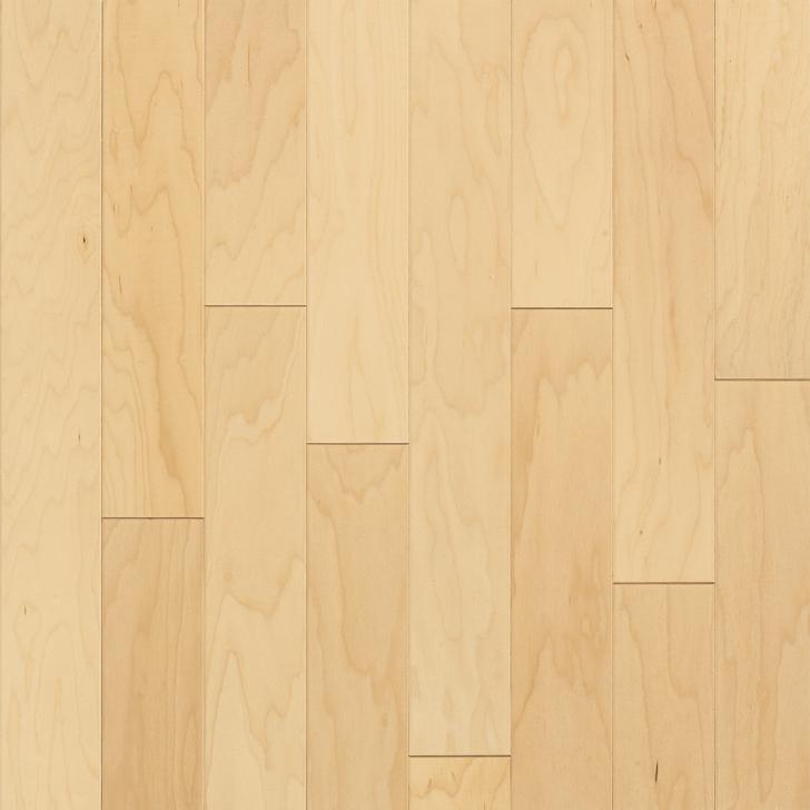 """Bruce Turlington Lock & Fold Maple 5"""" Engineered Hardwood Plank"""