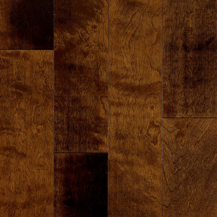"Bruce Turlington Signature Series Yellow Birch 5"" E53 Engineered Hardwood Plank"