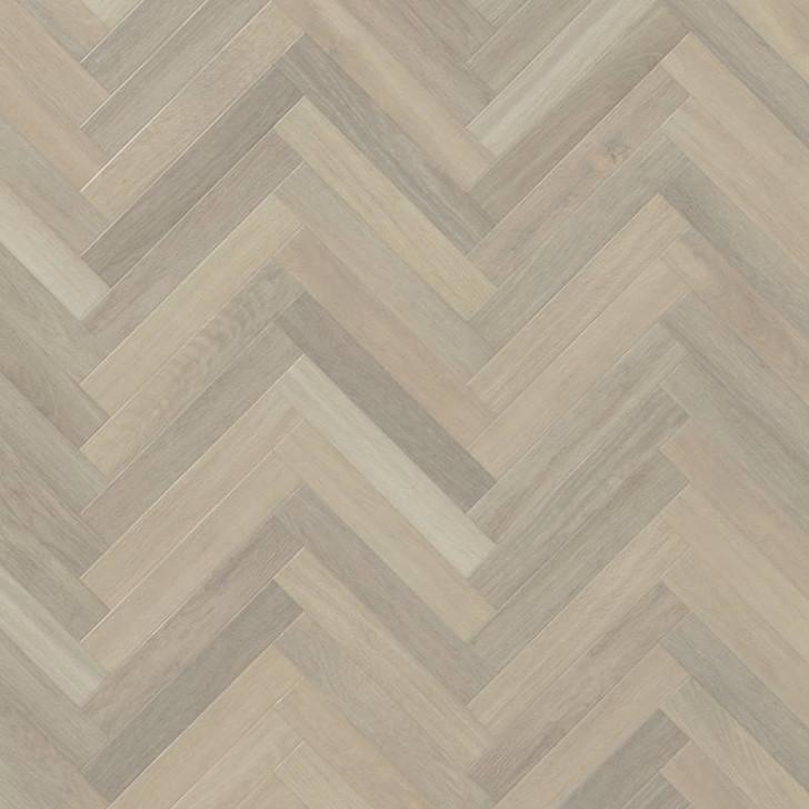 """Karndean Art Select Parquet Glacier Oak 18"""" X 3"""""""