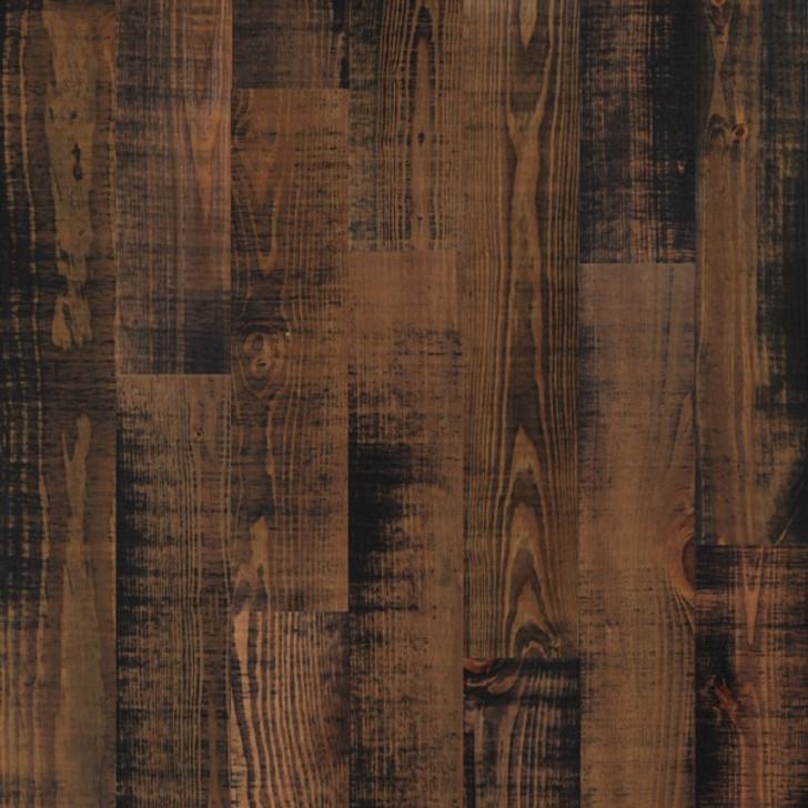"Floors For Life Savannah Rough Cut 7"" Engineered Hardwood Plank"