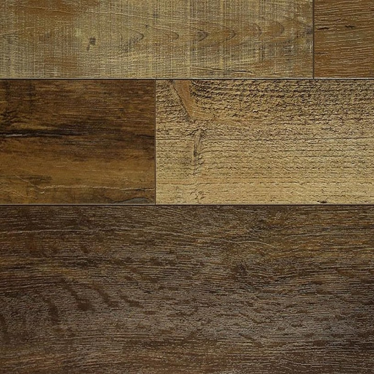 Armstrong Audacity Lodge Mixed Width Laminate Plank