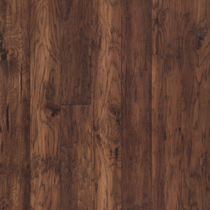 Mannington Hand Crafted Mountain View Hickory Mixed Width Engineered Hardwood