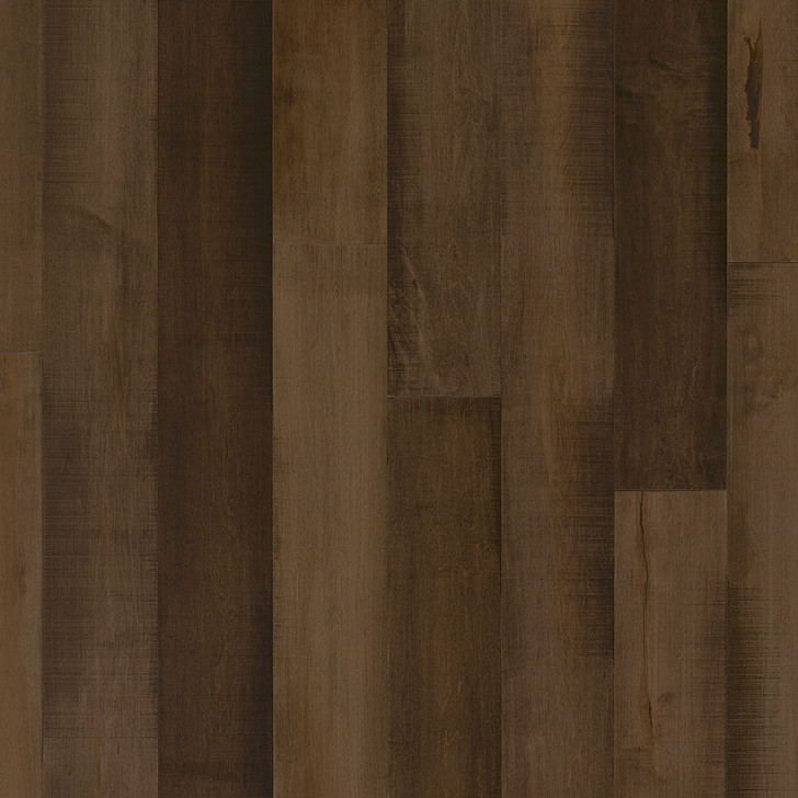 "Mannington Hand Crafted Smokehouse Maple 9/16""x7"" Engineered Hardwood"