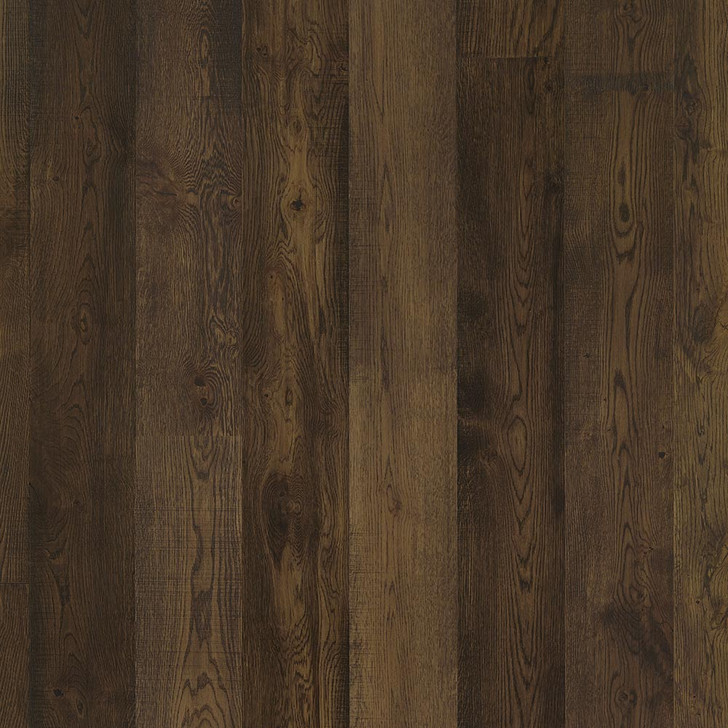 "Mannington Hand Crafted Smokehouse Oak 9/16""x7"" Engineered Hardwood"