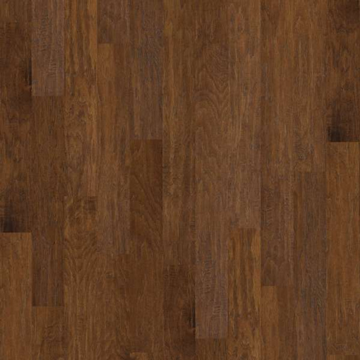 "Shaw EPIC Plus Hayden Hickory 5"" SA497 Engineered Hardwood Plank"