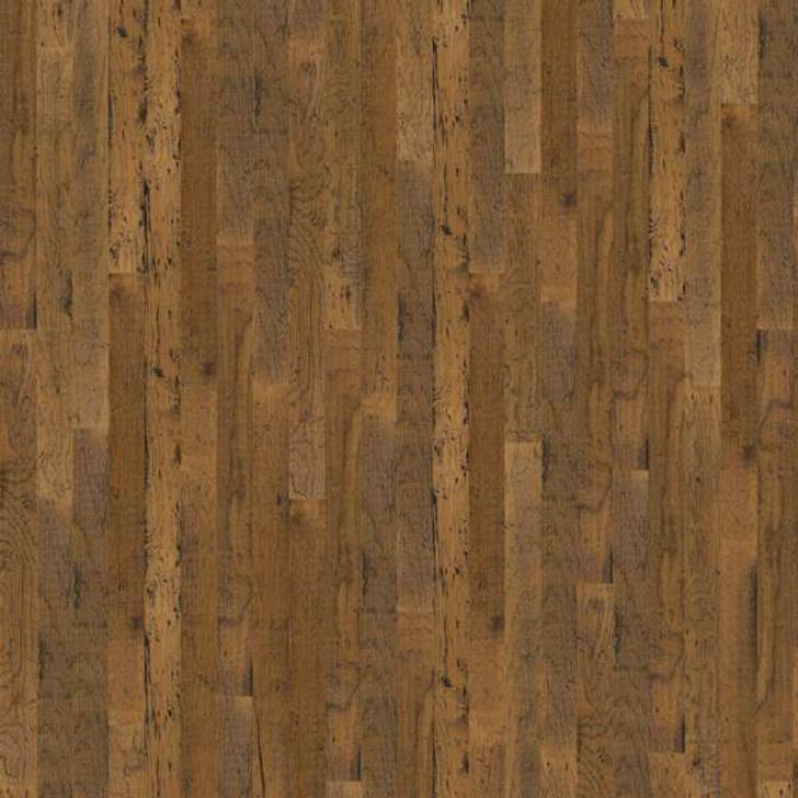 "Shaw EPIC Plus Albermarle Hickory 5"" SA000 Engineered Hardwood Plank"