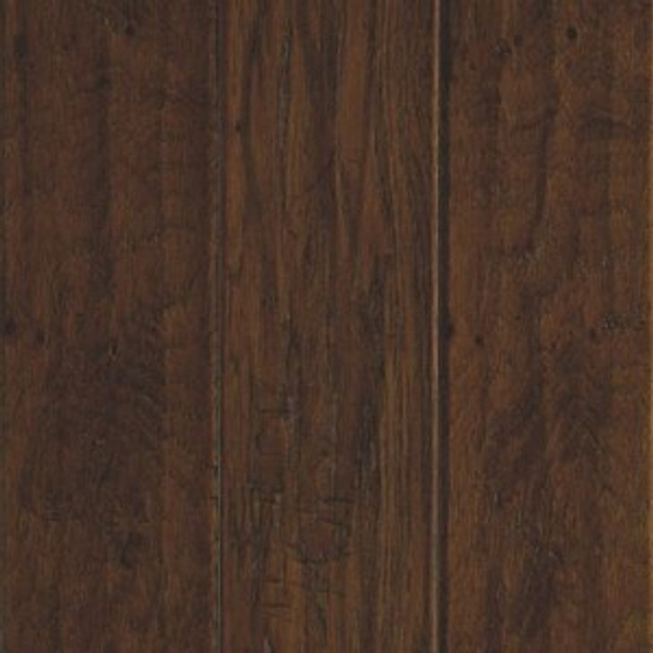 "Mohawk TecWood Windridge Hickory 5"" WEK27 Engineered Hardwood Plank"