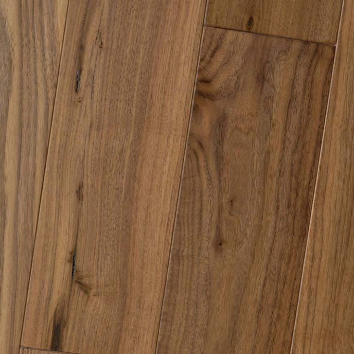 "HomerWood Amish Soft Scraped Black Walnut 3/4"" Solid Hardwood"