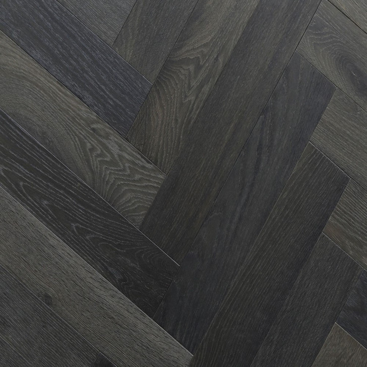 "Mullican Mount Castle Herringbone 5"" Engineered Hardwood Plank"