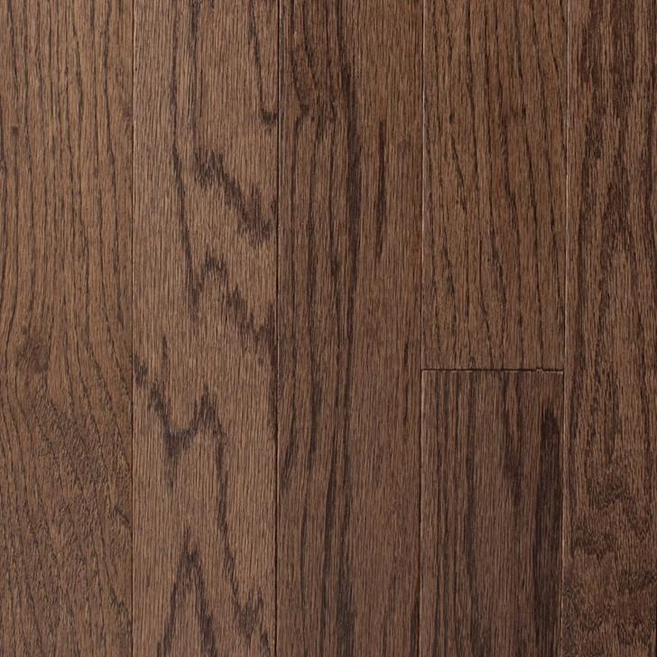 "Mullican Ridgecrest Red Oak 5"" Engineered Hardwood Plank"