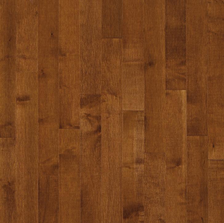 """Bruce Kennedale Prestige 4"""" CM47 Solid Hardwood Plank"""
