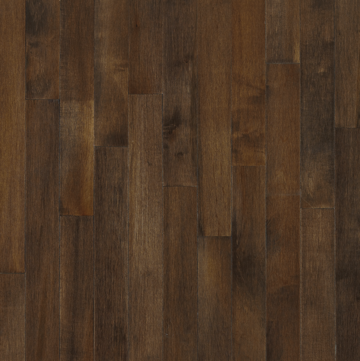 Bruce Kennedale Strip 2 1/4 Solid Hardwood Plank