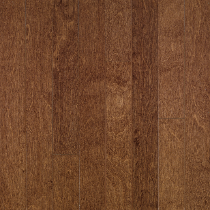 "Bruce Turlington American Exotic Birch 5"" Engineered Hardwood Plank"