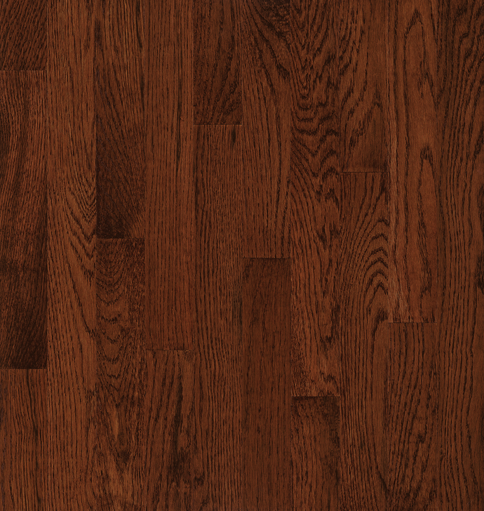 "Bruce Natural Choice 2 1/4"" C5  Solid Hardwood Plank"