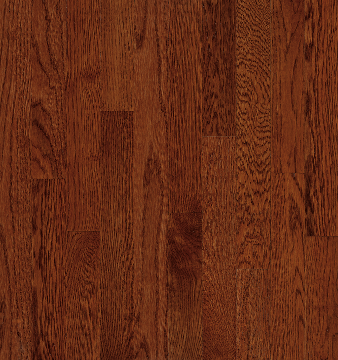 "Bruce Natural Choice 2 1/4"" Low Gloss C5LG Solid Hardwood Plank"