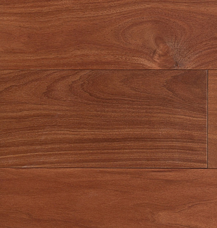 "Indus Parquet Santos Mahogany 5"" SM12100 Engineered Hardwood Plank"