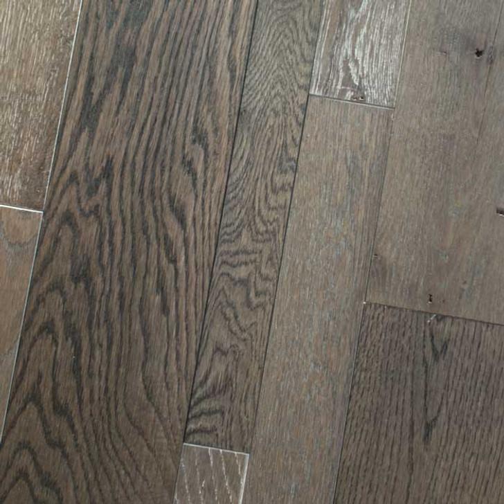 """HomerWood Wire Brushed & Mixed Width White Oak 5/8"""" Engineered Hardwood"""