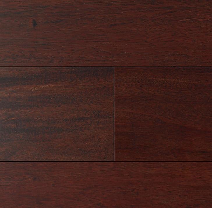 "Indus Parquet Brazilian Cherry Rouge Hand Scraped 5"" IPPFHSENGBC Engineered Hardwood Plank"