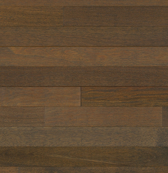 "Indus Parquet Brazilian Chestnut Wirebrush Whiskey Barrel 3"" BCH343WB1555 Solid Hardwood Plank"