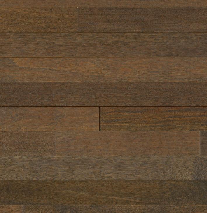 "Indus Parquet Brazilian Chestnut Wirebrush Whiskey Barrel 3"" BCH343WB1555 Solid Hardwood Plank"