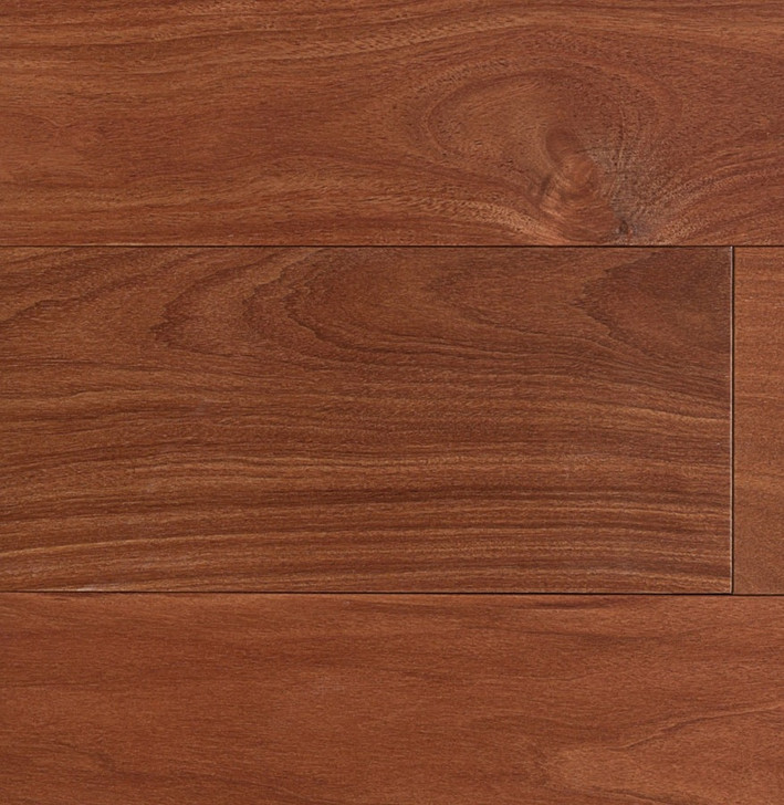 "Indus Parquet Santos Mahogany 5 1/2"" SM3451000 Solid Hardwood Plank"