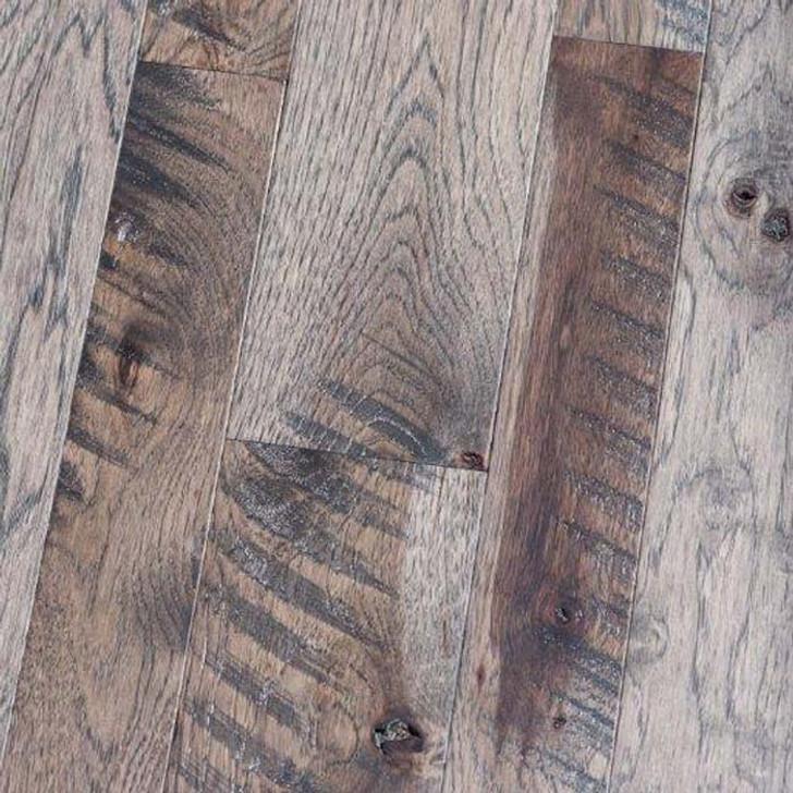 "HomerWood Kerfkut Mixed Width Hickory 5/8"" Engineered Hardwood"