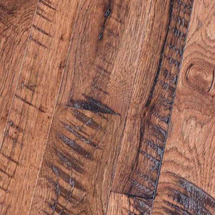 """HomerWood Kerfkut 5"""" Wide Hickory 5/8"""" Engineered Hardwood"""