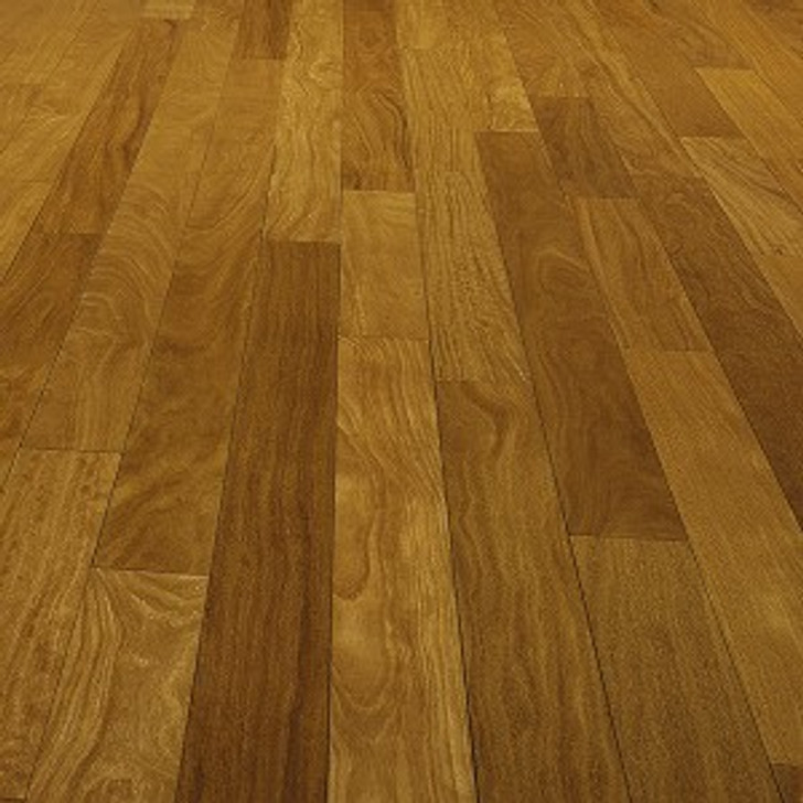 "Triangulo Brazilian Teak 5 1/4"" ENGBT514 Exotic Engineered Hardwood Plank"