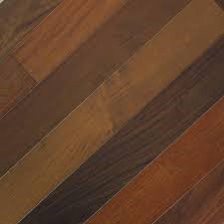 "Triangulo Brazilian Walnut 5 1/4"" Exotic Engineered Hardwood Plank"